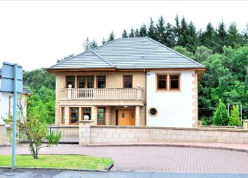 Thumbnail 6 bed detached house for sale in Ayr Road, Giffnock, Glasgow