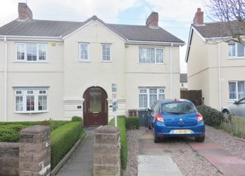Thumbnail 3 bed semi-detached house for sale in Cleveland Close, Willenhall