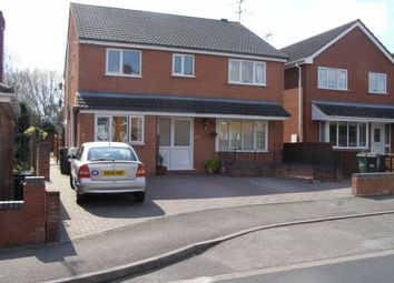Thumbnail 2 bed flat to rent in Himbleton Road, St Johns, Worcester