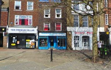 High Street, Ashford, Kent TN24. Retail premises to let