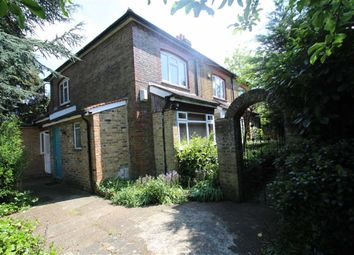 Thumbnail 3 bed end terrace house for sale in Pillions Lane, Hayes End, Middx