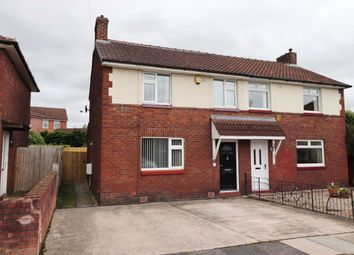 Thumbnail 3 bed semi-detached house to rent in Vasey Crescent, Carlisle