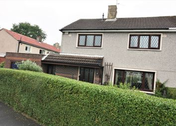 Thumbnail 3 bed semi-detached house for sale in Van Mildert Road, Newton Aycliffe, Durham