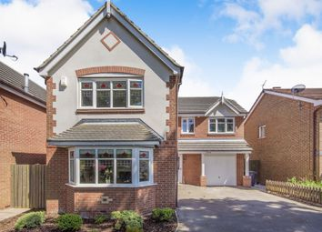 Thumbnail 4 bed detached house for sale in Rosegreave, Goldthorpe, Rotherham
