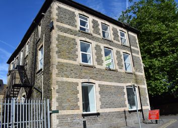 Thumbnail 1 bed flat to rent in Station Street, Porth
