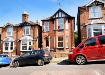 Thumbnail 4 bed detached house to rent in Oxford Road, Guildford