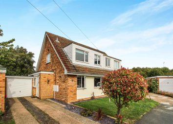 Thumbnail 3 bed property for sale in Ash End, Alconbury, Huntingdon