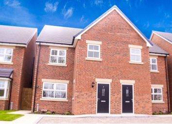 Thumbnail 3 bed semi-detached house for sale in Laburnum Grove, West Auckland, Bishop Auckland