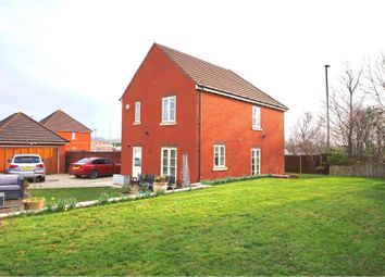 Thumbnail 4 bedroom detached house for sale in Hempsted Lane, Hempsted, Gloucester