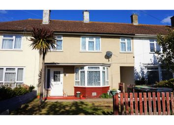 Thumbnail 4 bed terraced house for sale in Pettycot Crescent, Gosport