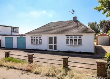Thumbnail 2 bed detached bungalow for sale in Fleet Road, Fleet, Holbeach, Spalding