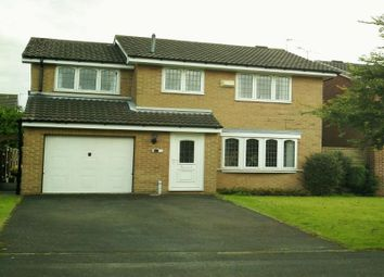 Thumbnail 4 bed detached house for sale in Brandling Court, South Shields