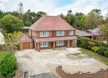Thumbnail 5 bed detached house for sale in Oakley Green Road, Oakley Green, Windsor, Berkshire