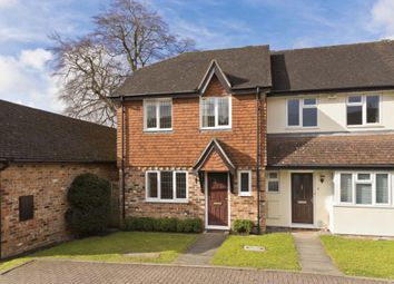 Thumbnail 3 bed end terrace house to rent in Old School Mews, Weybridge
