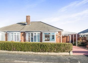 Thumbnail 2 bed bungalow to rent in Langdon Road, Hillhead Estate, Newcastle Upon Tyne