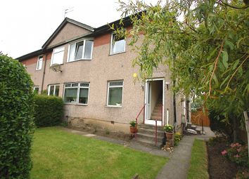 Thumbnail 3 bed flat for sale in Chirnside Road, Hillington, Glasgow