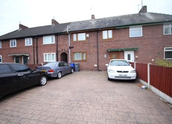 Thumbnail 3 bed terraced house for sale in Hollyhey Drive, Manchester