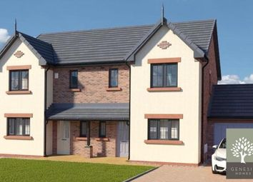 Thumbnail 3 bed semi-detached house for sale in The Gelt, St. Cuthberts, Wigton