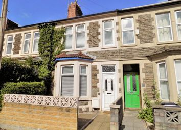 Thumbnail 3 bedroom terraced house for sale in Moorland Road, Splott, Cardiff