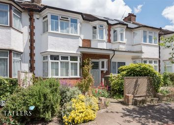 Thumbnail 4 bed terraced house for sale in Elm Gardens, East Finchley, London