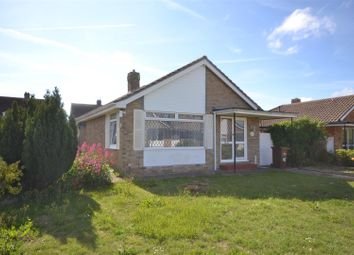 Thumbnail 2 bedroom detached bungalow for sale in Went Hill Gardens, Eastbourne
