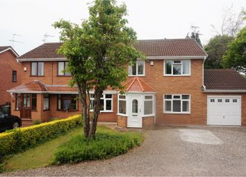Thumbnail 4 bed semi-detached house for sale in Clover Hey, St. Helens