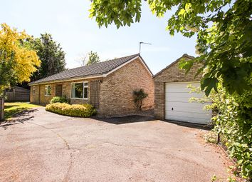 Thumbnail 3 bed detached bungalow for sale in Church Lane, Exning