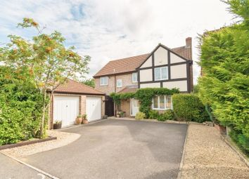 Thumbnail 4 bed detached house for sale in Loyd Close, Abingdon