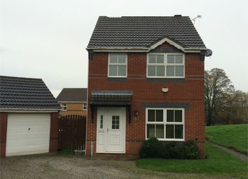 Thumbnail 3 bed detached house to rent in St Marks Close, Worksop, Nottinghamshire