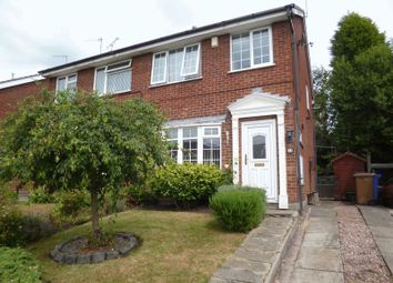 Thumbnail 3 bedroom semi-detached house for sale in Harington Drive, Parkhall, Stoke-On-Trent