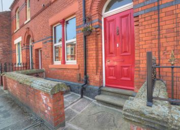 Thumbnail 3 bed terraced house for sale in West Bond Street, Macclesfield