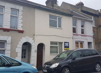 Thumbnail 2 bed terraced house to rent in Cliffe Road, Rochester, Kent