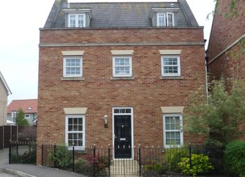 Thumbnail 4 bed detached house to rent in Stowfields, Downham Market