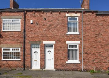 Thumbnail 2 bed terraced house for sale in Gladstone Street, Beamish, Stanley