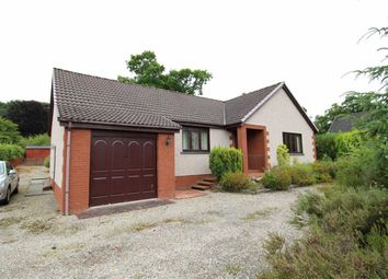 Thumbnail 2 bed detached bungalow for sale in Braefield, 8, Brahan View, Conon Bridge, Ross-Shire