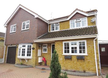 Thumbnail 6 bed detached house for sale in Marlowe Close, Billericay