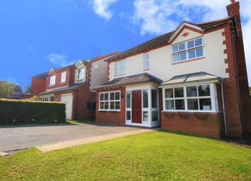 Passey Crescent, Benson, Wallingford OX10. 4 bed detached house
