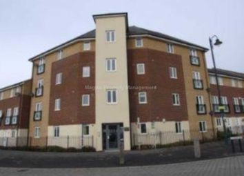 Thumbnail 2 bedroom flat to rent in Eagle Way, Hampton Centre, Peterborough