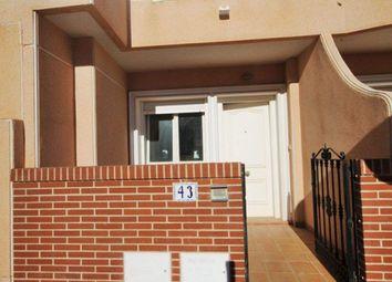 Thumbnail 2 bed terraced house for sale in Guardamar Del Segura, Alicante, Spain