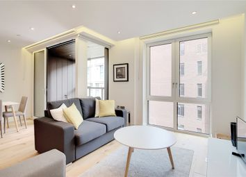 Thumbnail 1 bedroom flat for sale in Rosamond House, Elizabeth Court, London