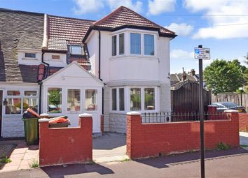 Thumbnail 3 bed end terrace house for sale in Charlemont Road, East Ham, London