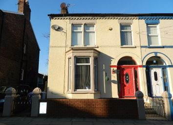 Thumbnail 4 bed semi-detached house for sale in September Road, Anfield, Liverpool