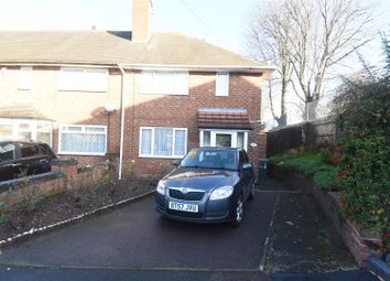 Thumbnail 2 bed town house for sale in Perrins Grove, Ward End, Birmingham