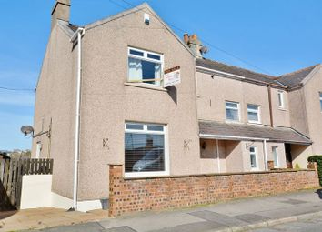 Thumbnail 3 bed semi-detached house for sale in Victory Crescent, Maryport