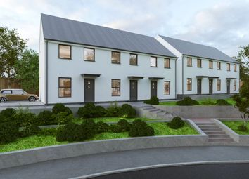 Thumbnail 1 bedroom semi-detached house for sale in Plots 1 & 2 Chyryn Drive, St Breward, Cornwall