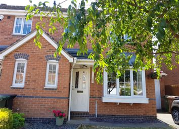 Thumbnail 3 bed semi-detached house for sale in Showell Green, Droitwich, Worcestershire