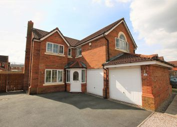 Thumbnail 5 bed detached house for sale in Townlea Close, Penwortham, Preston
