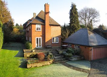Thumbnail 3 bed detached house to rent in The Mount, Esher