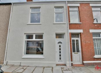 3 bed terraced house for sale in Vale Street, Barry CF62