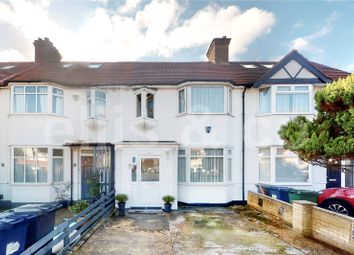 Thumbnail 3 bed terraced house for sale in Hale Drive, Mill Hill, London